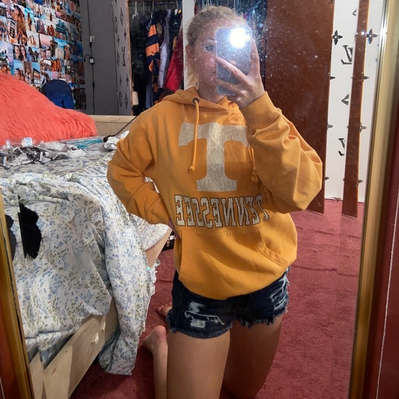 Champion Tops - University of Tennessee hoodie